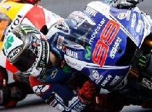 Moto GP: Jorge Lorenzo regrette qu'il n'ait fait qu'une demi-saison