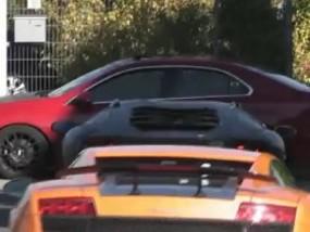 """[Vidéo] Concert de moteurs pour la Lamborghini """"Jota"""""""