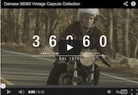 Dainese: la collection vintage « 36060 » (vidéo)