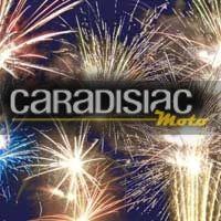 Caradisiac Moto vous souhaite une bonne année 2017