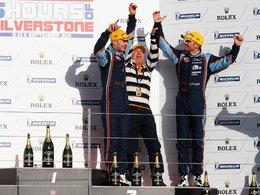 ILMC/Silverstone - Excellente performance du OAK Racing