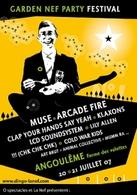 Angoulême : le festival rock écolo