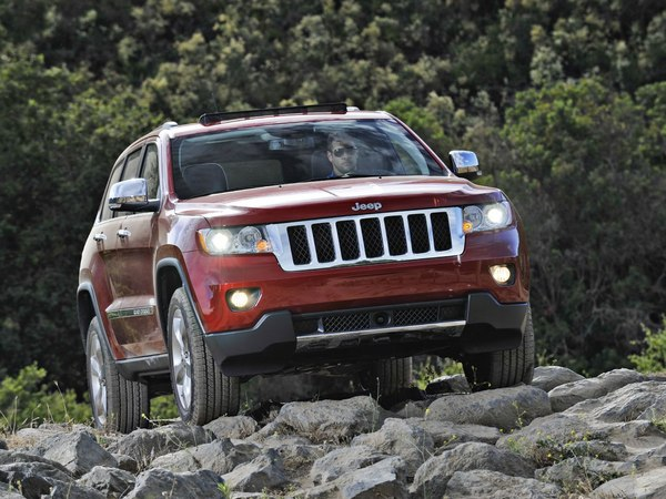 Mondial de Paris 2010 : première européenne pour le nouveau Jeep Grand Cherokee