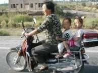 Chine: Plus de 21 millions de motos produites en 2006