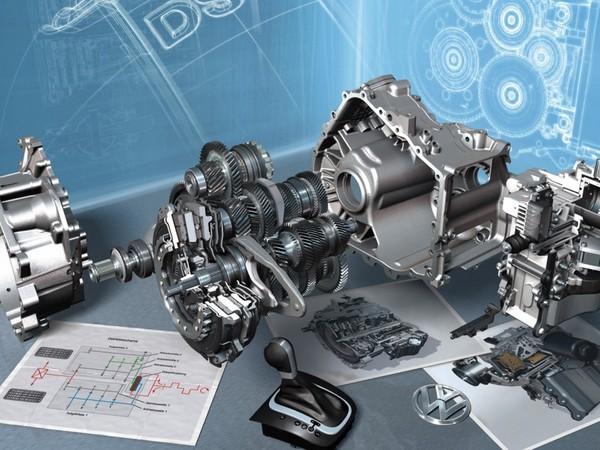 Volkswagen développe une nouvelle boîte DSG 10 rapports et un 2.0l TDI biturbo