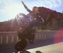 Vidéo - Stunt: les voeux d'Aaron Colton c'est coton !