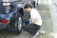 France : l'opération de l'air pour les pneus