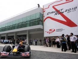 F1 : grosses inquiétudes sur le GP de Corée