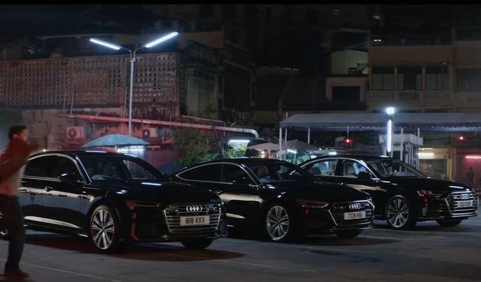Une pub Audi très inspirée
