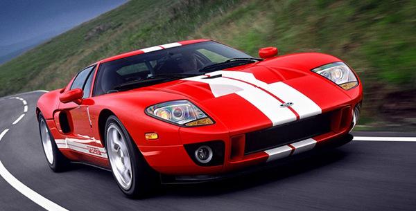 Pebble Beach : deux Ford GT vendues aux enchères