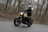 Rappels - Ducati: la béquille latérale de la Scrambler à revoir