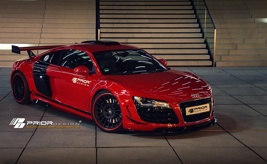 Prior Design S Attaque A L Audi R8