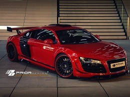 Prior Design s'attaque à l'Audi R8