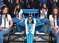 Superleague Formula: Les couleurs du FC Porto