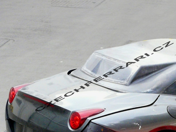 Ferrari California Quasimodo : un mulet (cabré) de 599 Spider !