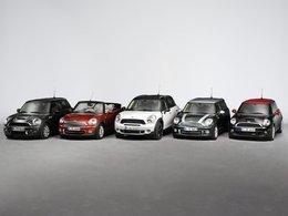 Mondial de Paris 2010 : les nouvelles MINI Cooper D et One D sobres