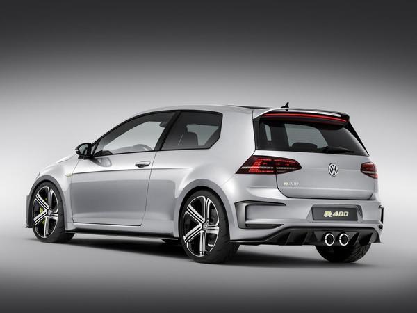 Volkswagen Golf R400 : plus de 400 ch ?