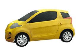 Une Renault Twingo ZE pour Francfort ?