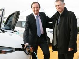 Renault et Leclerc s'associent pour créer un réseau de recharges électriques