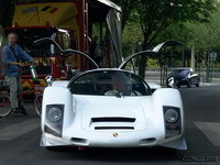 Photos du jour : Porsche 906