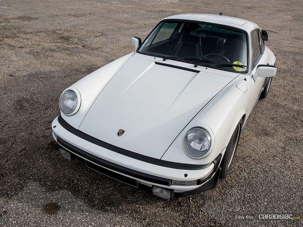 Photos du jour : Porsche 911 3.0 Coupé 204cv (Cars & Coffee Paris)