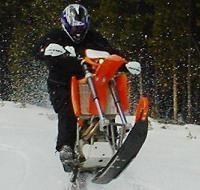 Snoxcycle: Le style qui fait boule de neige