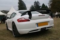 Photos du jour : Porsche Cayman Techart