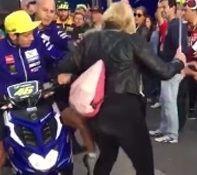 MotoGP - Rossi : l'incident de Valence n'aura pas de suite