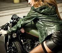 Harley-Davidson: Un Sportster qui a de la cuisse
