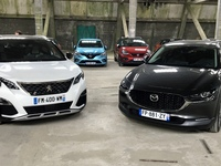 Comparatif - Peugeot 3008 BlueHDi 180 VS Mazda CX-30 SkyActiv-X 180: promesse tenue?