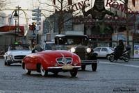 Photos du jour : Traversée de Paris 1/2
