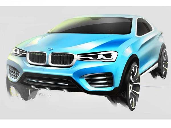BMW : une carrosserie de crossover pour la future i5