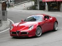 Alfa Romeo 8C Competizione de série à Paris !