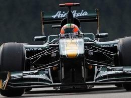 Trulli continue avec Team Lotus pour 2012
