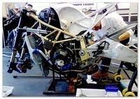 Cocoricooooooo : Un projet Moto 3 pour Roadson...