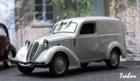 Miniature : 1/43ème - Simca 8 fourgonnette