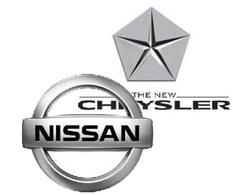 Chrysler et Nissan flirtent (seulement)