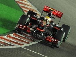 Lewis Hamilton perd encore beaucoup
