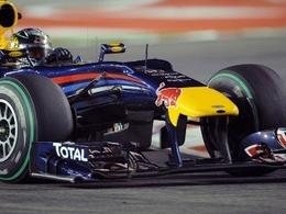 Sebastian Vettel s'en contente