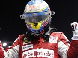 Alonso : « Ferrari fort sur tous les circuits »