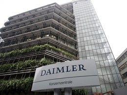 La commission européenne poursuit Daimler  devant la Cour de Justice