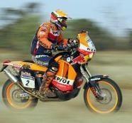 Dakar 2007 : Sous le soleil de Lisbonne