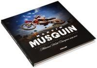 Livre Marvin Musquin : l'album en or sur notre champion tricolore