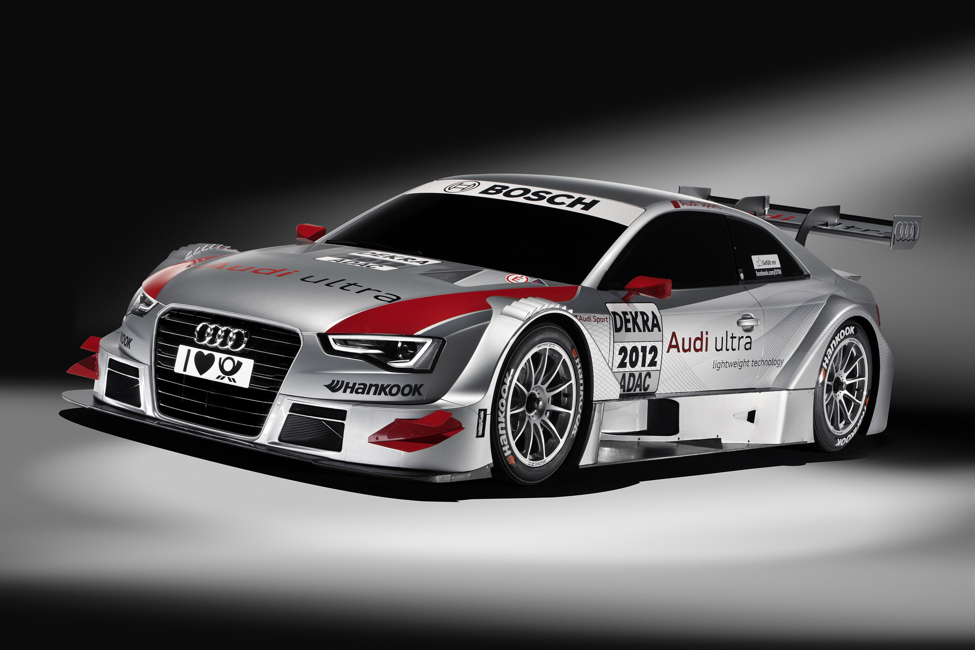 voici la nouvelle audi a5 dtm. Black Bedroom Furniture Sets. Home Design Ideas