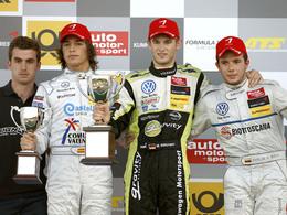 (Week-end de courses) IRC, Super GT, F3 Euro Série