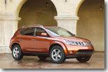 Nissan Murano : 4x4 de luxe