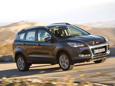 Nouveau Ford Kuga: voici ses tarifs
