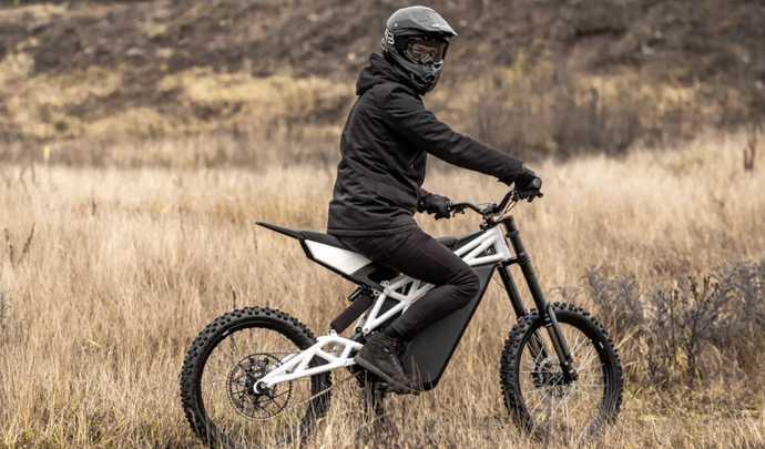UBCO FRX1 Freeride Trail Bike: quand le vélo électrique devient motocross