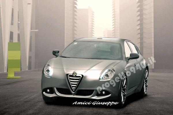 Alfa Romeo Milano : comme ça ?