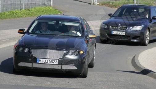 Future BMW M5 : plus d'informations, le V10 toujours possible